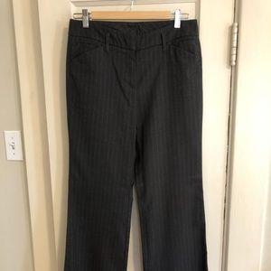 New York & Company TALL Flare Leg Pants